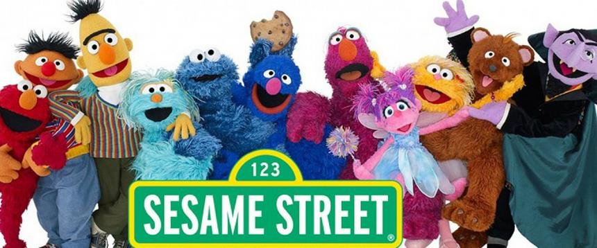 sesame street cast of characters